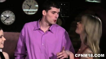 Night In Club Turns Into Orgy - scene 7