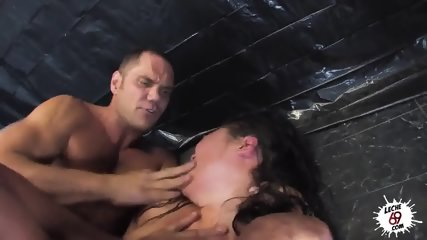Fucked Hard In Face, Pussy And Anus - scene 10