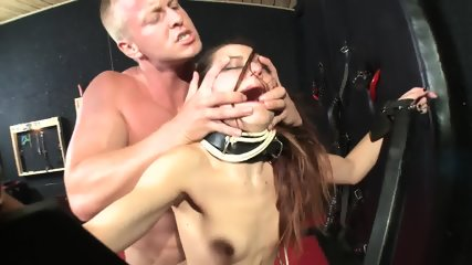Slave Addicted To Brutal Anal Sex - scene 9