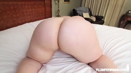 Fat Slut Fucked On Bed - scene 10