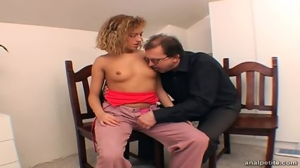 Young Girl Fucked In Ass - scene 3