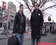 Fat Dutch Hooker And An Inexperienced Tourist