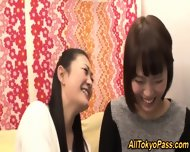 Lesbian Asians Toy Boxes