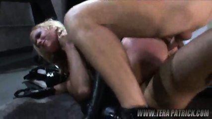 Blonde gets two wild inside! - scene 9