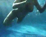 Underwater Tit Mania - scene 8