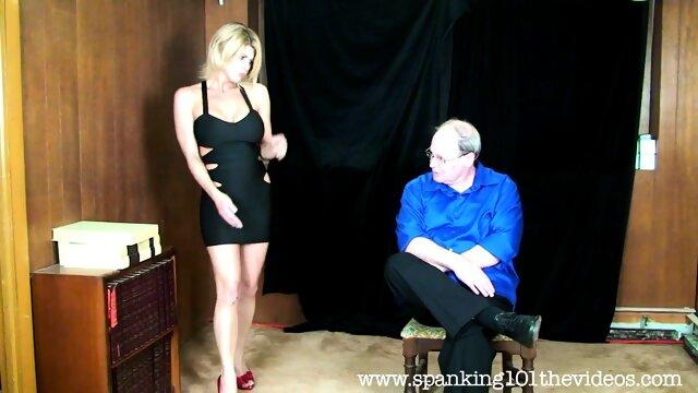 Carissa Montgomery embarassing nude spanking