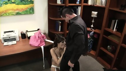 Rich Guy Fucks His Sexy Maid - scene 4