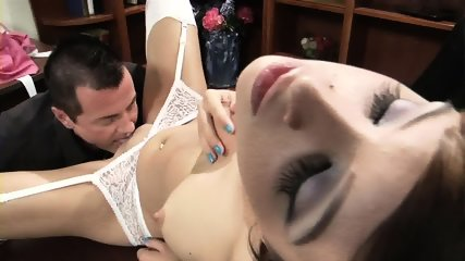 Are Senior fucking his hot and sexy maid good idea