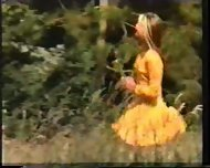German blond Girl doing it the first Time - scene 1