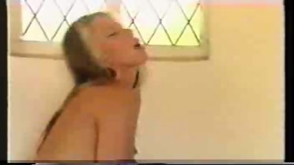 German blond Girl doing it the first Time - scene 11