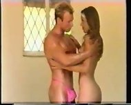 German blond Girl doing it the first Time - scene 4
