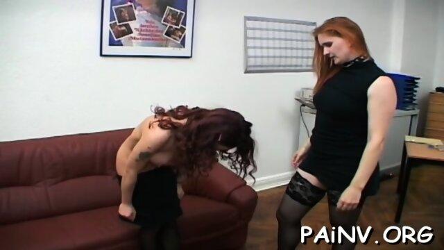 Teen gets spanked hard