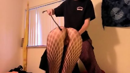 Tied Up Teen Getting Face Fucked, Spanked And Fucked - scene 2