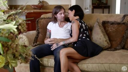 Hard Rock Mom Blows Dick - scene 2