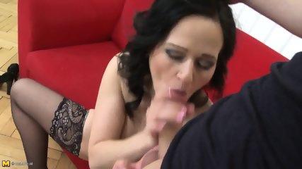 Hard Dick In Big Titty Babe - scene 5