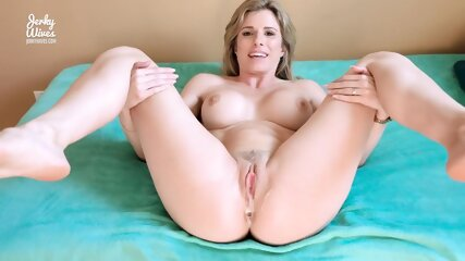 Busty MILF Filled With Sperm