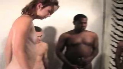 Hot gangbang part 1 - scene 10