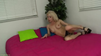 Hardcore Action With Mature Woman - scene 1