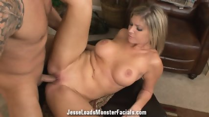 Hardcore Sex And Cum Load On Face - scene 11