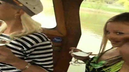 Lesbians on board! - scene 2