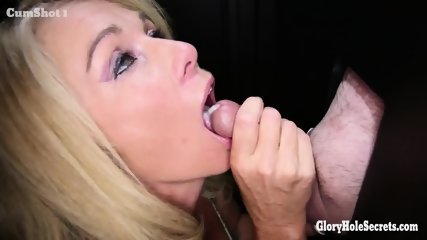 Crystal First Glory Hole
