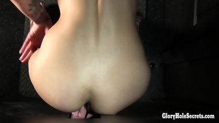 Busty Lady Sucks And Takes Cocks - scene 10