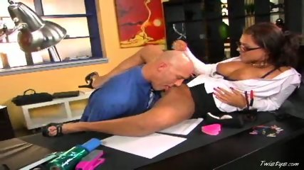 Eva Angelina the hot Secretary 2 - scene 8