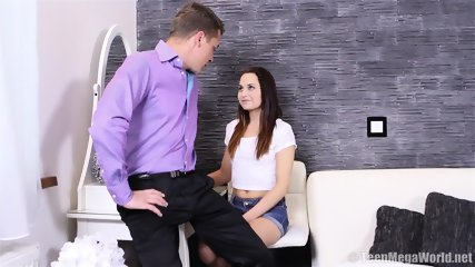 Teenage Girl Gets Gently Fucked - scene 1