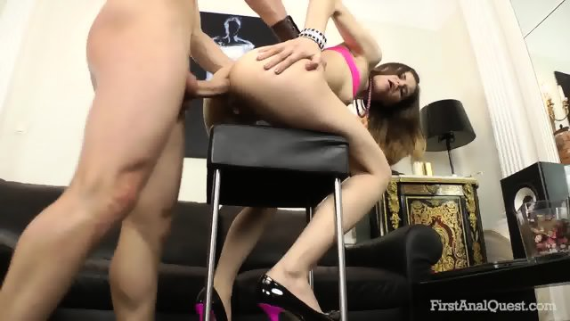 Vulgar Anal Sex With Delicate Chick