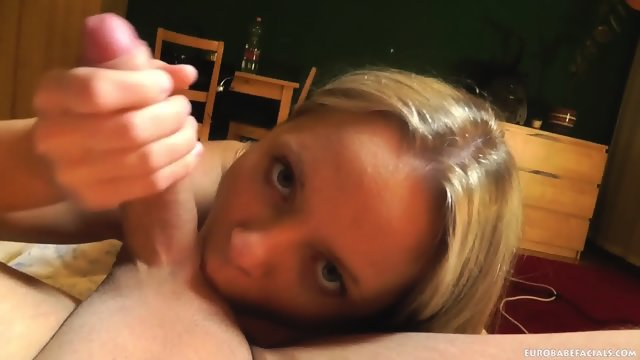 Blowjob From Sexy Teen Vanda Lust
