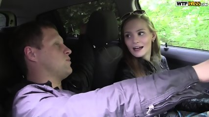 Young Blonde Likes To Suck And Fuck - scene 3