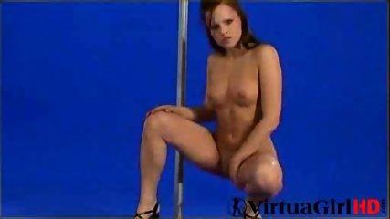 Monica at the Pole - scene 9