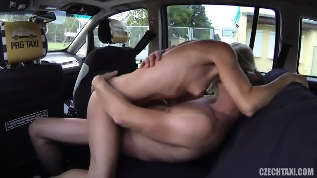 Quickie With Taxi Driver