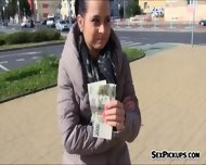 Newspaper Vendor Ashley Woods Pussy Pounded For Cash
