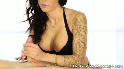 Cock Massage - Romi Rain & Alexa Aimes & Dakota Skye & Lylith Lavey - scene 1