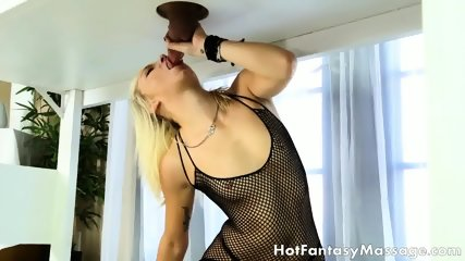 Cock Massage - Whitney Westgate & Olivia Wilder & Vyxen Steel & Madelyn Monroe