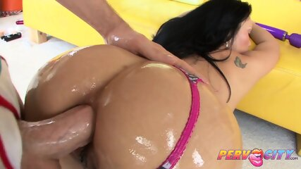 Pervcity Mya Luanna Asian Ass Fuck - scene 1