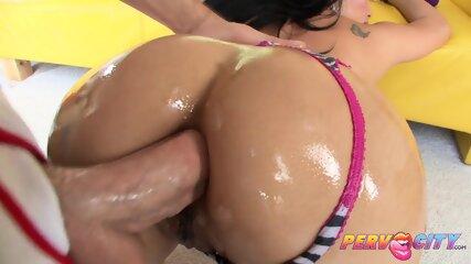 Pervcity Mya Luanna Asian Ass Fuck - scene 2
