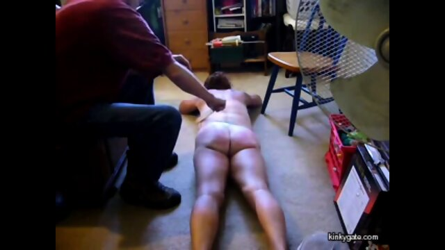 servile Mom Tina undergoes her punishment