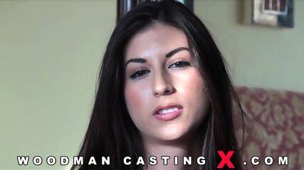 Woodman casting full