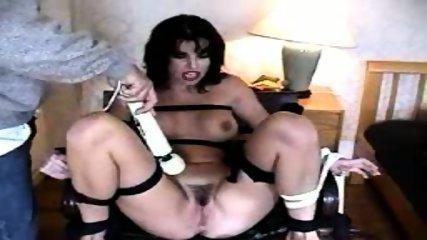 Bondage and vibrator - scene 9