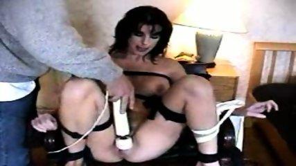 Bondage and vibrator - scene 7