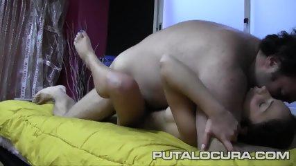 Huge Cum Load In Teenage Pussy - scene 9