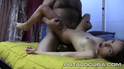 Huge Cum Load In Teenage Pussy - scene 10