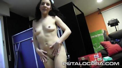 Huge Cum Load In Teenage Pussy - scene 3