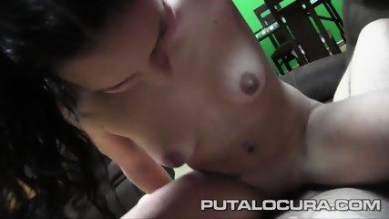 Huge Cum Load In Teenage Pussy - scene 7