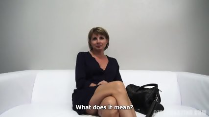 Mature Amateur Likes Dicks - scene 3