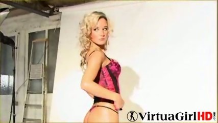 Blond Jana moves - scene 6