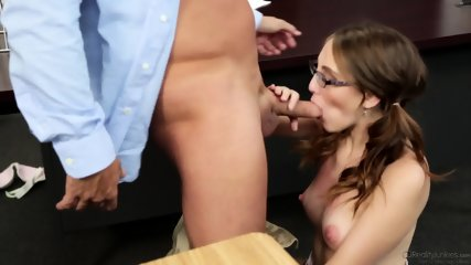Teacher's Long Cock In Sexy Schoolgirl - scene 3