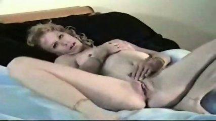 Shay fondling her pussy - scene 11